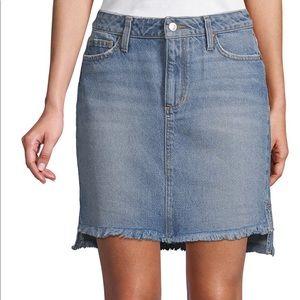 Joe's Jeans Denim Vivien High-low skirt - size 28
